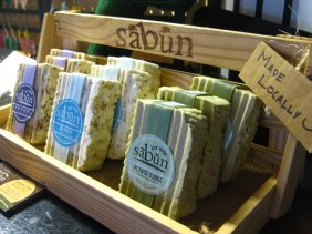 Soapy Soap Co.