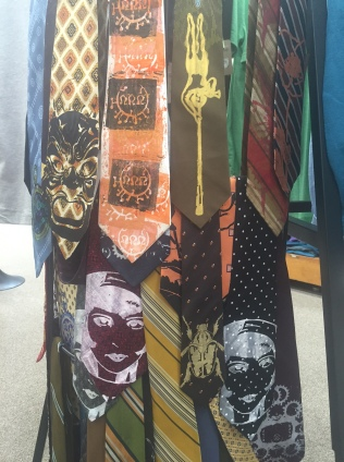 Ties Available at Gather: handmade shoppe