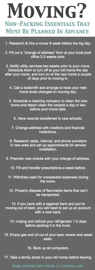 33-helpful-moving-tips-everyone-should-know-including-this-handy-checklist-of-important-details-not-to-forget-know
