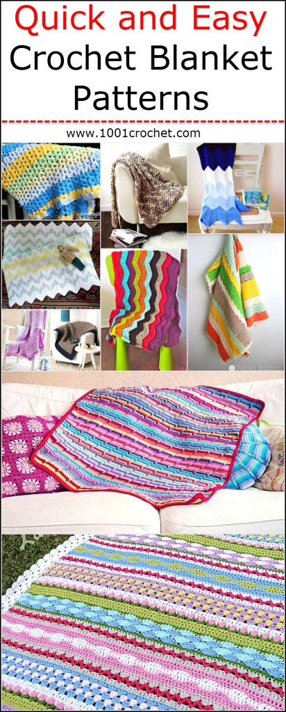 quick-and-easy-crochet-blanket-patterns